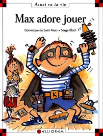 Max adore jouer - SergeBloch