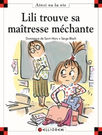 Lili trouve sa maîtresse méchante - SergeBloch