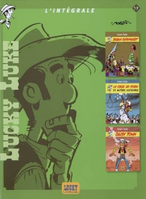 Lucky Luke : l'intégrale | Volume 17 - Morris