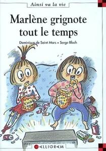 Marlène grignote tout le temps - SergeBloch