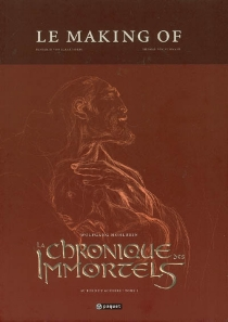 La chronique des immortels : le making of - Benjamin vonEckartsberg