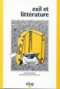 Exil et littérature -