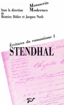 Ecritures du romantisme -