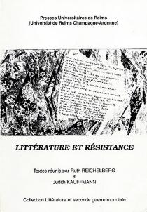 Littérature et résistance -