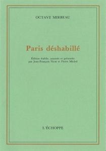 Paris déshabillé - OctaveMirbeau
