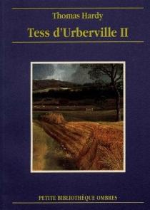 Tess d'Urberville - ThomasHardy