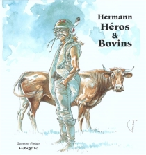 Héros et bovins - Hermann