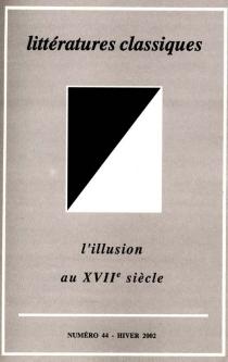 Littératures classiques, n° 44 -
