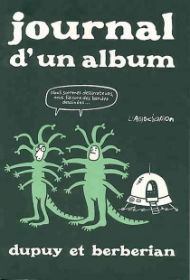 Journal d'un album - Charles Berbérian