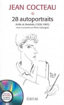 28 autoportraits : écrits et dessinés (1928-1963) - JeanCocteau