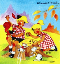 Titounet et Titounette - Marie-Mad