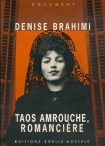 Taos Amrouche, romancière - DeniseBrahimi