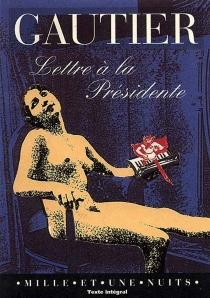 Lettre à la présidente - ThéophileGautier