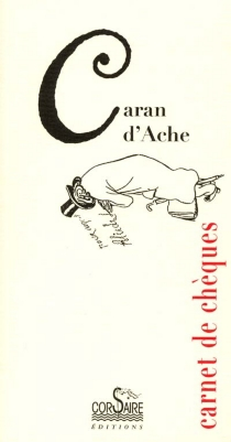Carnet de chèques - Caran d'Ache