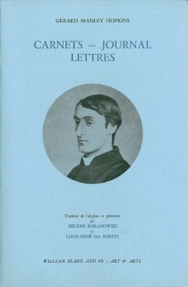 Carnets, journal, lettres - Gerard ManleyHopkins