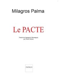 Le pacte - MilagrosPalma