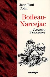 Boileau-Narcejac : parcours d'une oeuvre - Jean-PaulColin