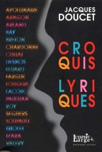 Croquis lyriques - JacquesDoucet