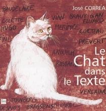 Le chat dans le texte - JoséCorréa