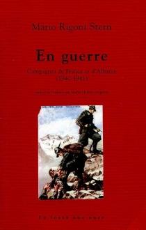 En guerre - MarioRigoni Stern