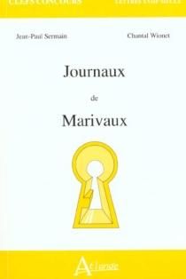 Journaux de Marivaux - Jean-PaulSermain