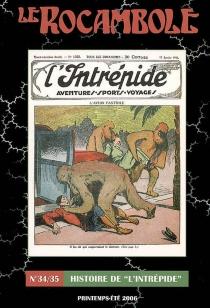 Rocambole (Le), n° 34-35 -