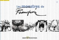 Les monstres de Franquin - AndréFranquin