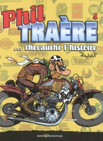 Phil Traère - Désert