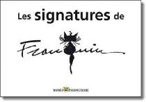 Les signatures de Franquin - AndréFranquin