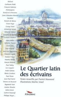 Le quartier Latin des écrivains -