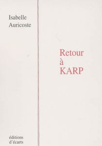 Retour à Karp - IsabelleAuriscote