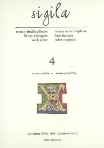 Sigila, n° 4 -