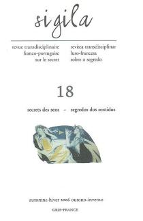 Sigila, n° 18 -