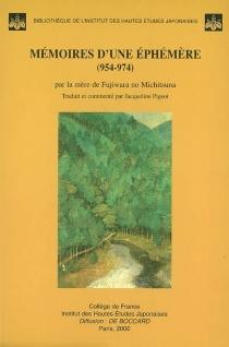 Mémoires d'une éphémère, 954-974 -