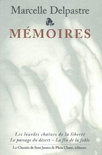 Mémoires - MarcelleDelpastre