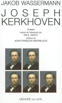 Joseph Kerkhoven - JakobWassermann
