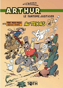 Arthur, le fantôme justicier - JeanCézard