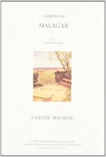 Cahiers de Malagar, n° 15 -
