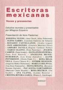Escritoras mexicanas : voces y presencias -
