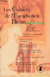 Cahiers de l'Escarboucle bleue (Les), n° 2 -