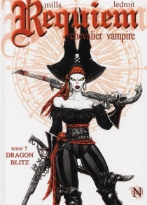 Requiem, chevalier vampire - OlivierLedroit