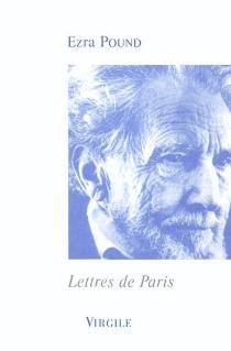 Lettres de Paris - EzraPound