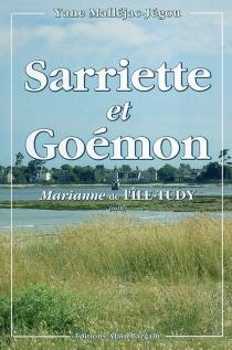 Sarriette et Goémon - YaneMalléjac-Jégou