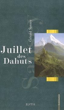 Juillet des Dahuts - GérardSansey