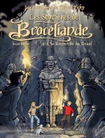Les aventures de Vick et Vicky| Les sorcières de Brocéliande - BrunoBertin