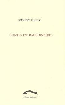 Contes extraordinaires - ErnestHello