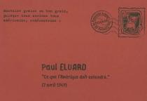 Ce que l'Amérique doit entendre (7 avril 1949) - PaulÉluard