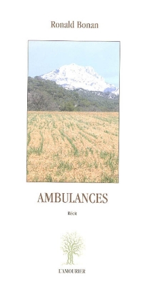 Ambulances - Ronald Bonan
