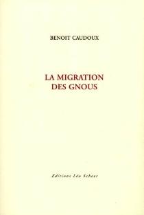 La migration des gnous - BenoitCaudoux