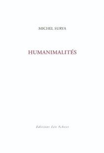 Matériologies - MichelSurya